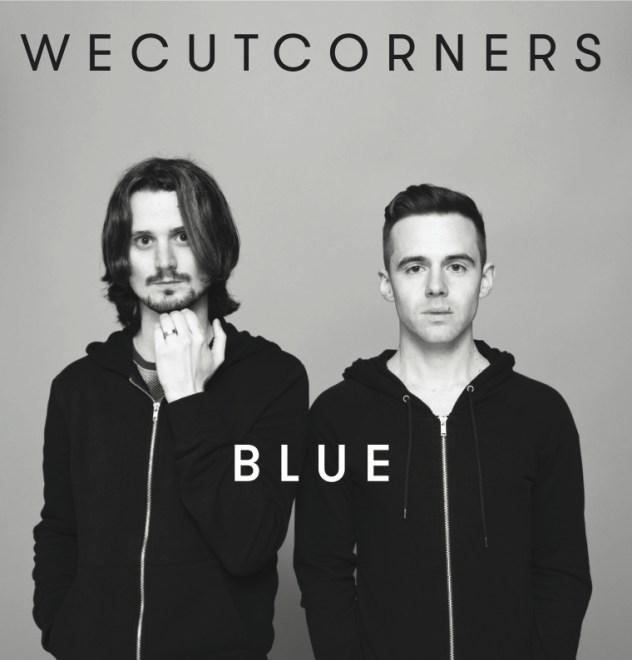 We Cut Corners - Blue packshot