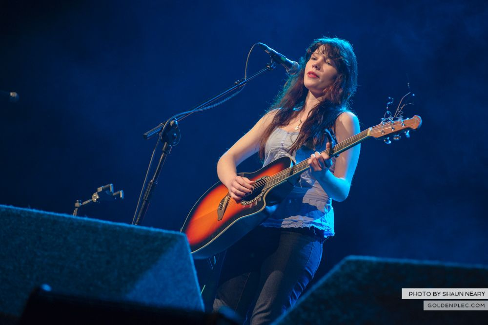 Eve Belle at Barretstown Inspirations, Olympia Theatre, Dublin on May 2nd 2014 by Shaun Neary-3