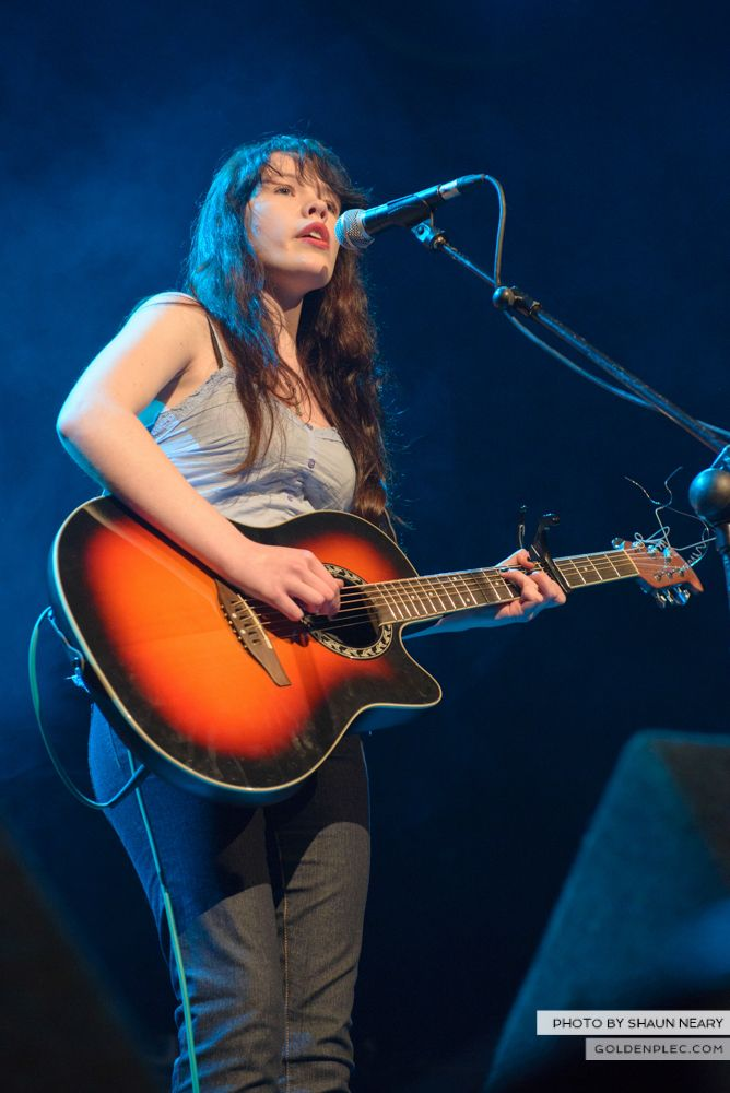 Eve Belle at Barretstown Inspirations, Olympia Theatre, Dublin on May 2nd 2014 by Shaun Neary-6