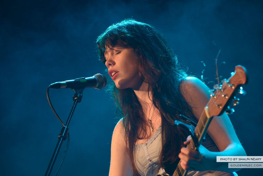 Eve Belle at Barretstown Inspirations, Olympia Theatre, Dublin on May 2nd 2014 by Shaun Neary-9