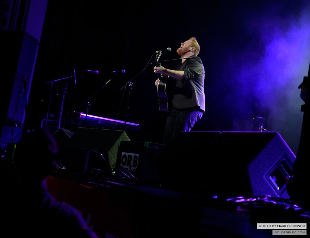 Gavin James  Fm104 gig Olympia Theatre by Mark O' Connor (6 of 10)