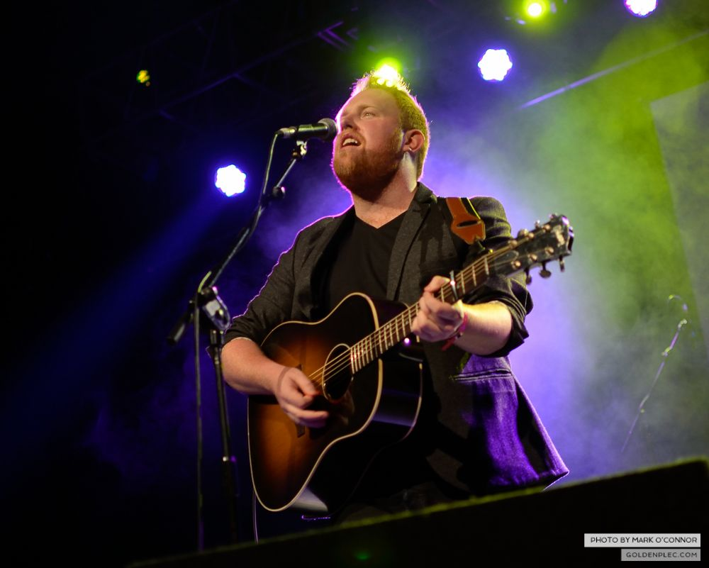 Gavin James  Fm104 gig Olympia Theatre by Mark O' Connor (8 of 10)