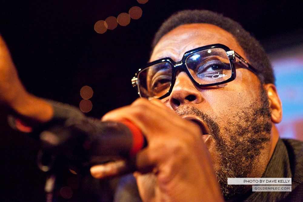 Big Daddy Kane at The Sugar Club by Dave Kelly