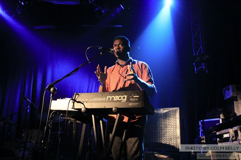 Jake Isaac at The Button Factory by Colm Kelly