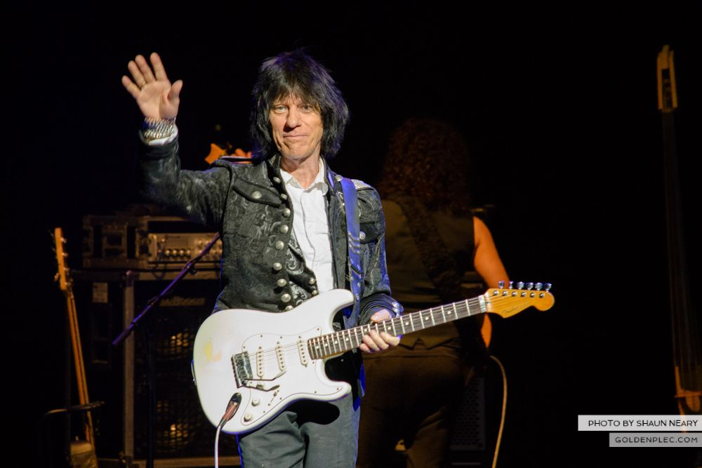 Jeff Beck at The Olympia Theatre, Dublin on May 21st 2014 by Shaun Neary-15