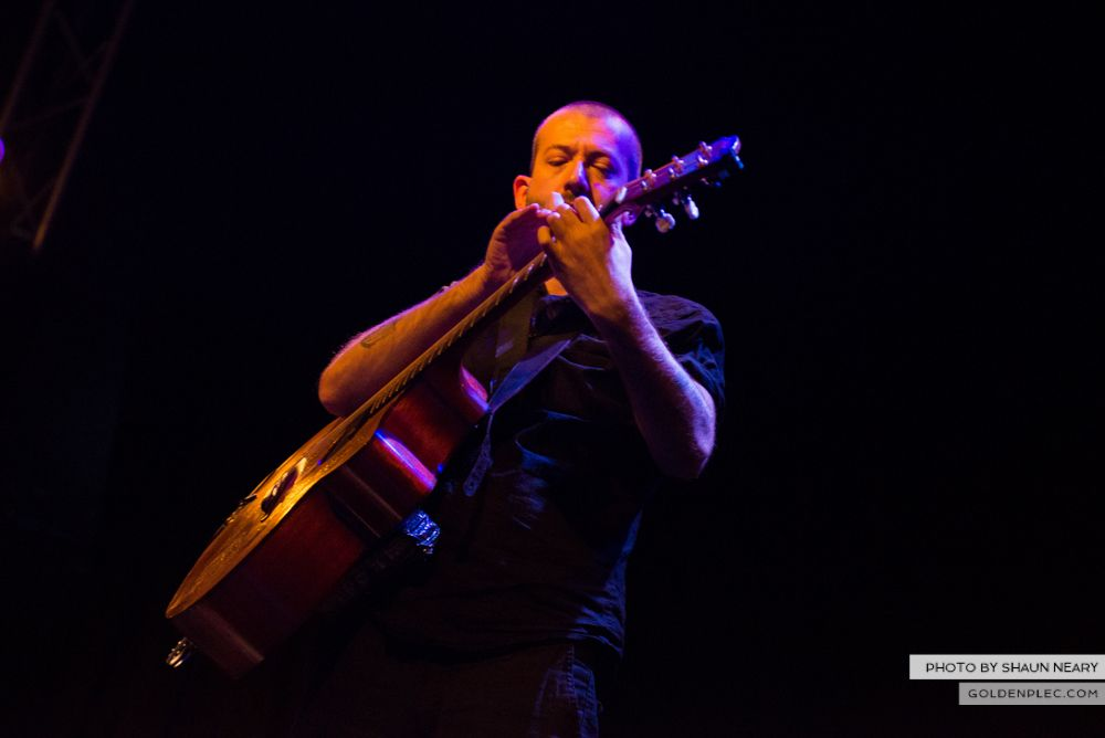 Jon Gomm at The Button Factory, Dublin on May 23rd 2014 by Shaun Neary-14