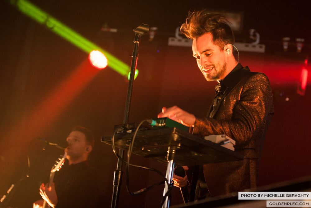 Panic! at the Disco at the Olympia by Michelle Geraghty-1619