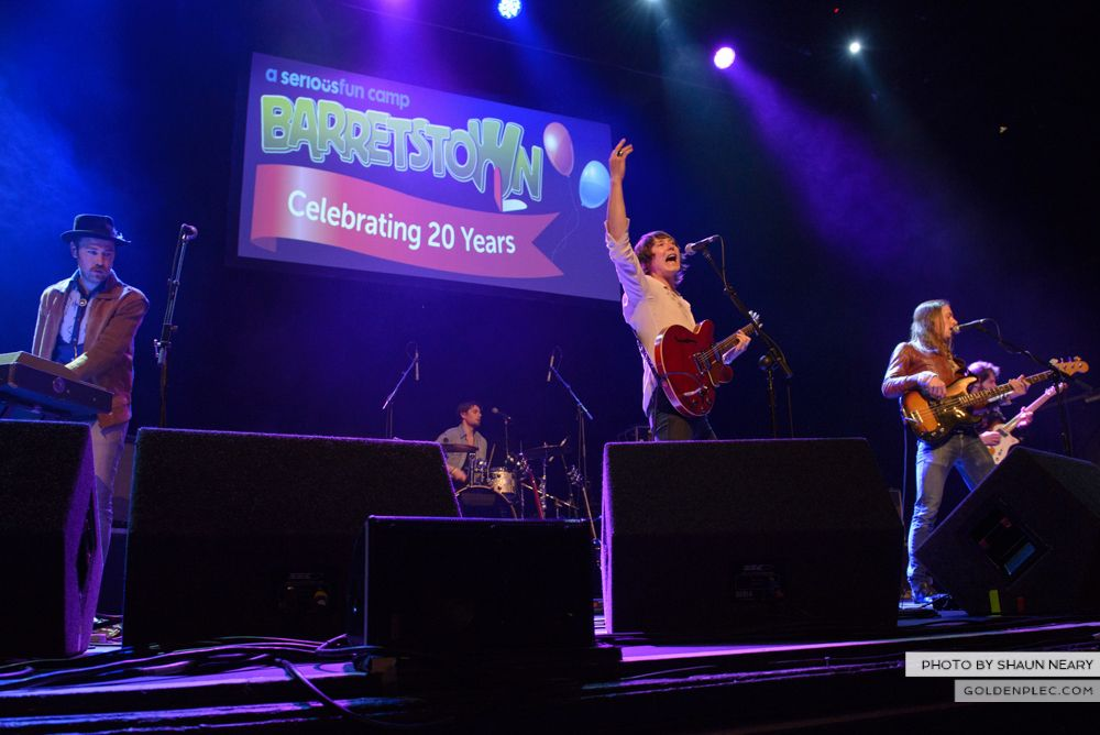 The Hot Sprockets at Barretstown Inspirations, Olympia Theatre, Dublin on May 2nd 2014 by Shaun Neary-01