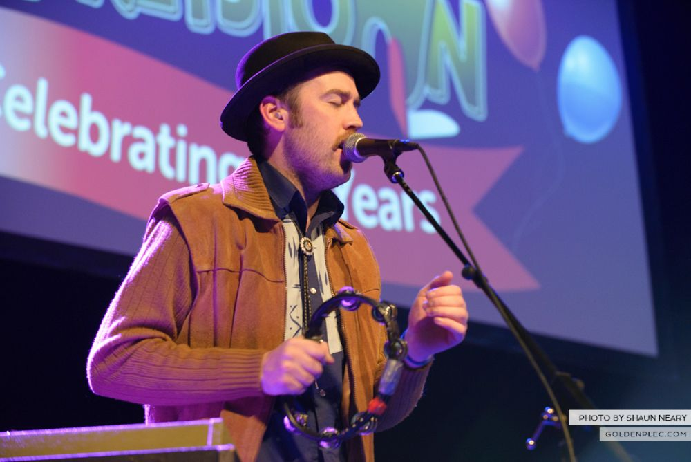 The Hot Sprockets at Barretstown Inspirations, Olympia Theatre, Dublin on May 2nd 2014 by Shaun Neary-06