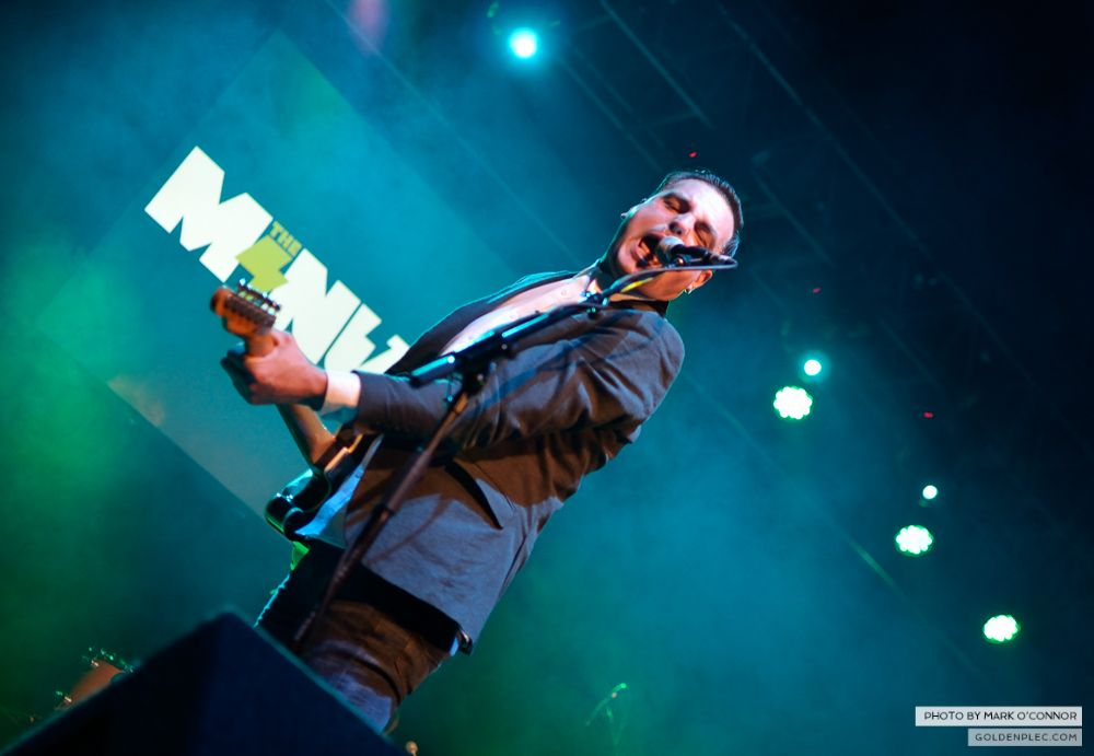 The Minutes  Fm104 gig Olympia Theatre by Mark O' Connor (14 of 20)