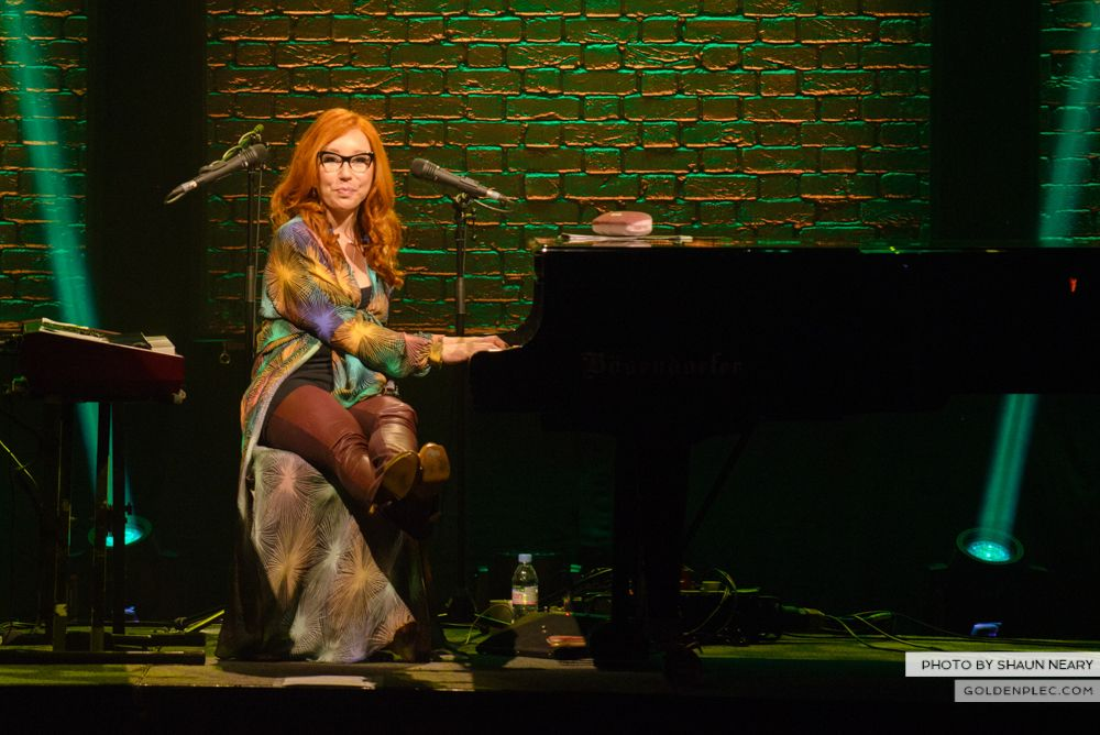 Tori Amos at The Olympia Theatre, Dublin on May 7th 2014 by Shaun Neary-11