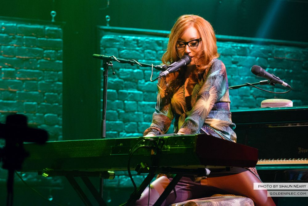 Tori Amos at The Olympia Theatre, Dublin on May 7th 2014 by Shaun Neary-16