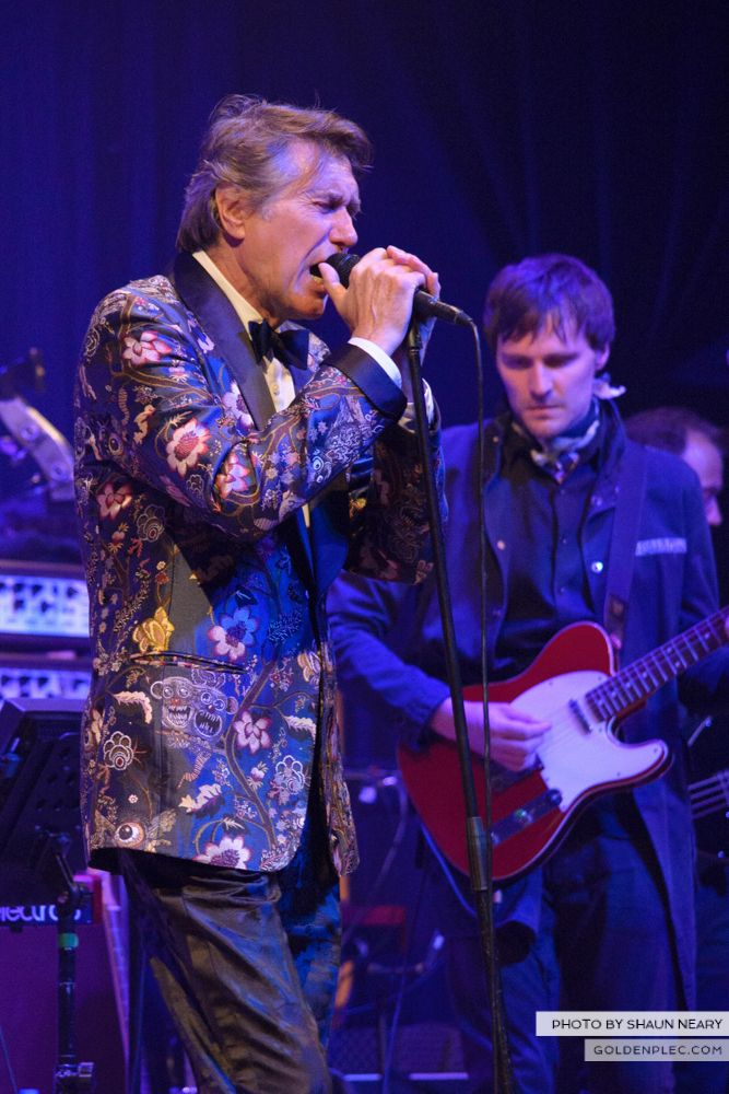 Bryan Ferry at The National Concert Hall, Dublin on June 18th 2014 by Shaun Neary-08