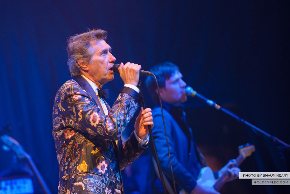 Bryan Ferry at The National Concert Hall, Dublin on June 18th 2014 by Shaun Neary-12