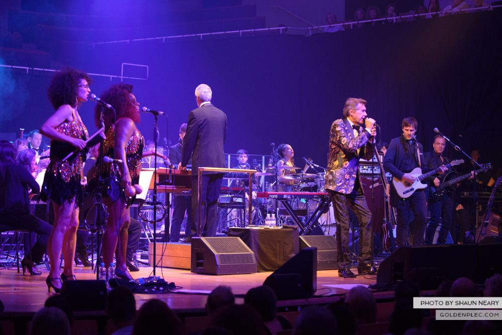 Bryan Ferry at The National Concert Hall, Dublin on June 18th 2014 by Shaun Neary-15