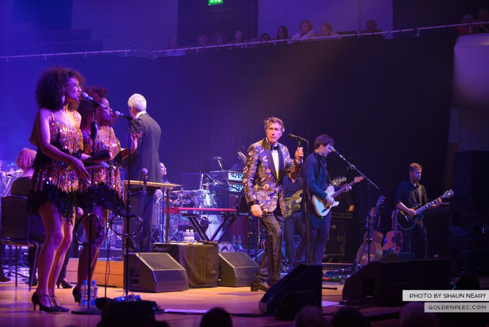 Bryan Ferry at The National Concert Hall, Dublin on June 18th 2014 by Shaun Neary-16