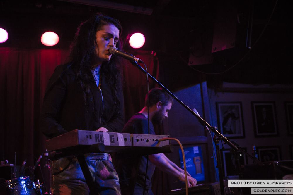 Fight Like Apes at Roisin Dubh's 10th Birthday by Owen Humphreys (1 of 5)
