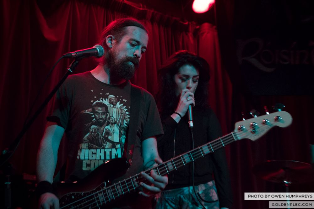 Fight Like Apes at Roisin Dubh's 10th Birthday by Owen Humphreys (4 of 5)