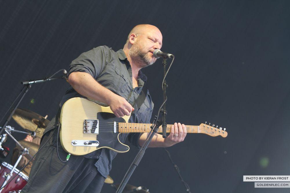 The Pixies at Marlay Park