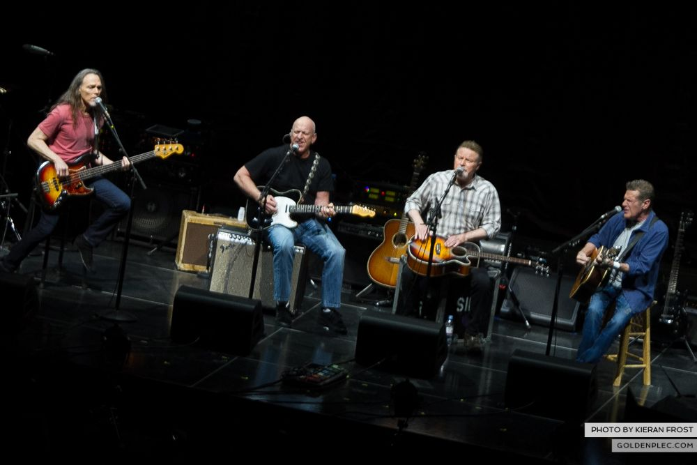 The Eagles at The O2 by Kieran Frost