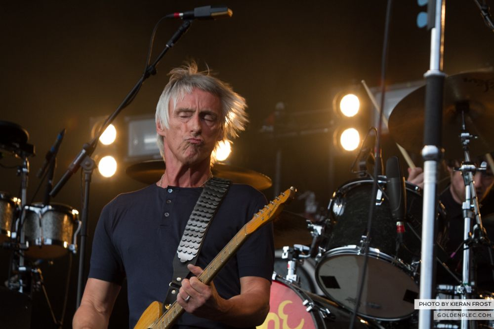 Paul Weller at The Royal Hospital Kilmainham