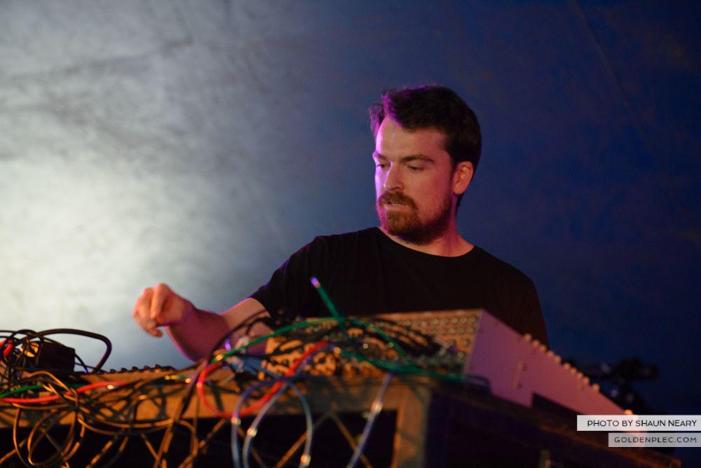 John Heckle at Forbidden Fruit, IMMA, Dublin on June 1st 2014 by Shaun Neary-1