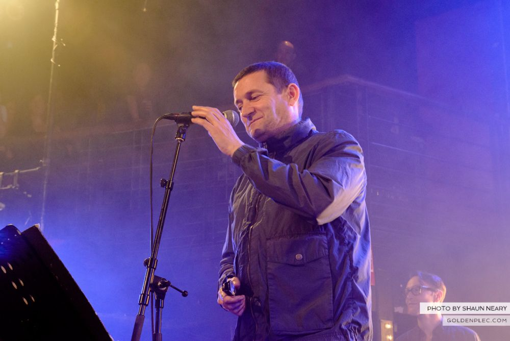 Paul Heaton & Jacqui Abbott at The Academy, Dublin on June 7th 2014 by Shaun Neary-05