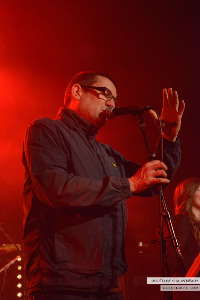 Paul Heaton & Jacqui Abbott at The Academy, Dublin on June 7th 2014 by Shaun Neary-06