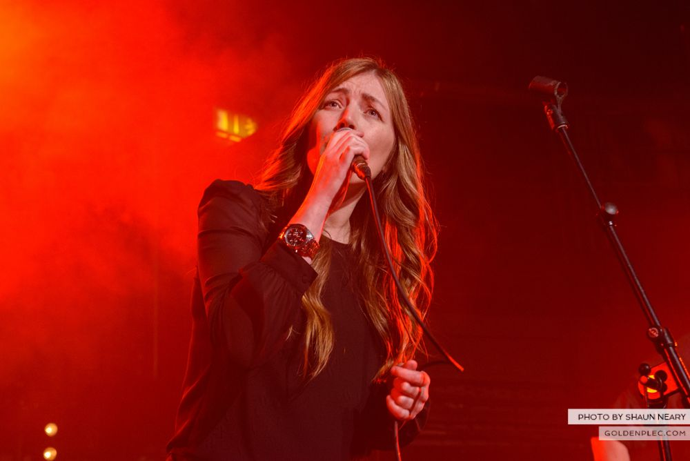 Paul Heaton & Jacqui Abbott at The Academy, Dublin on June 7th 2014 by Shaun Neary-11