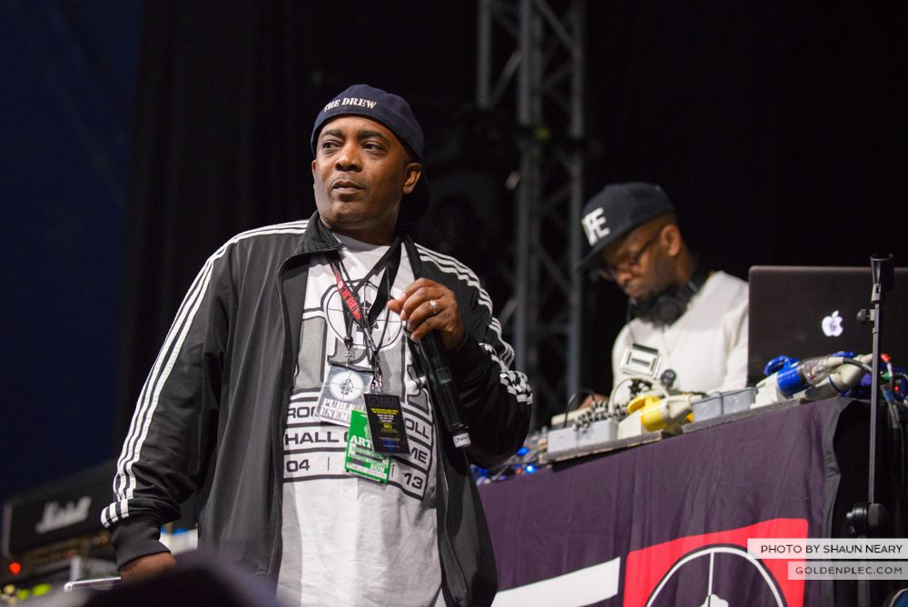 Public Enemy at Forbidden Fruit, IMMA, Dublin on June 1st 2014 by Shaun Neary-11