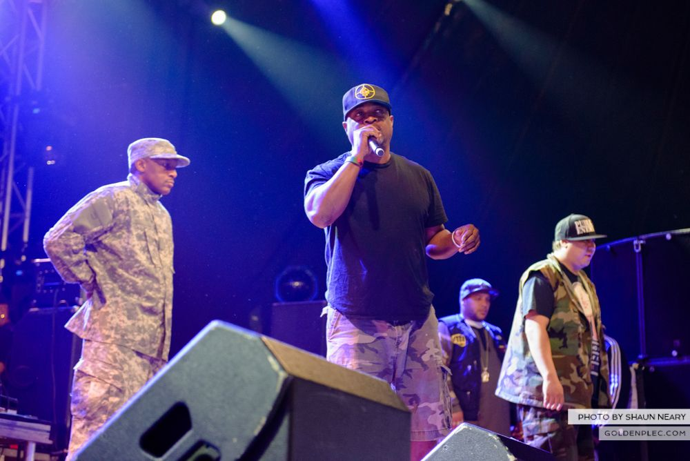 Public Enemy at Forbidden Fruit, IMMA, Dublin on June 1st 2014 by Shaun Neary-2