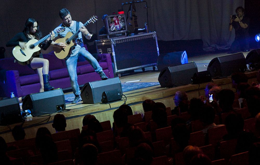 Rodrigo y Gabriela – National Concert Hall – Abraham Tarrush (11)