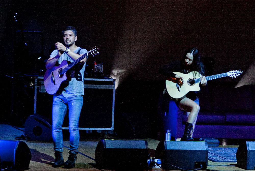 Rodrigo y Gabriela – National Concert Hall – Abraham Tarrush (12)