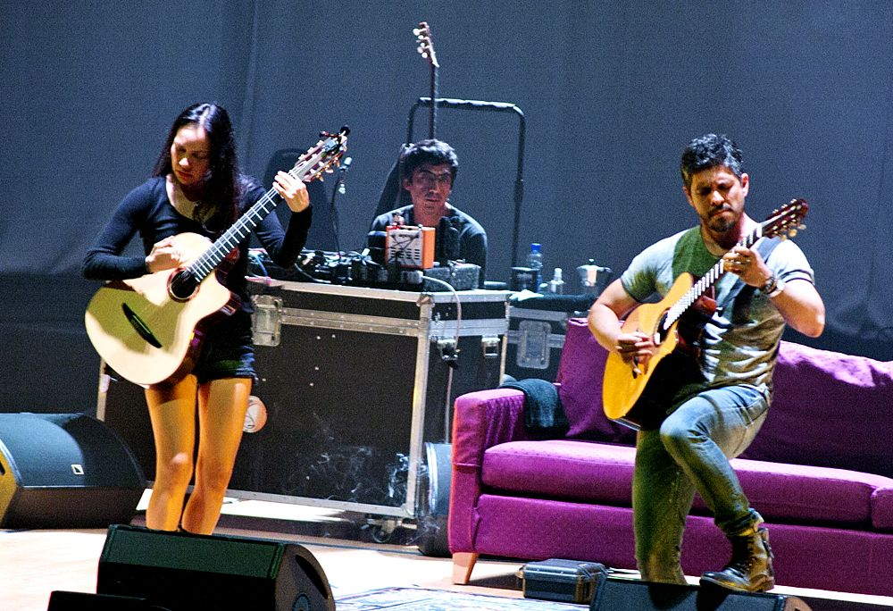 Rodrigo y Gabriela – National Concert Hall – Abraham Tarrush (13)