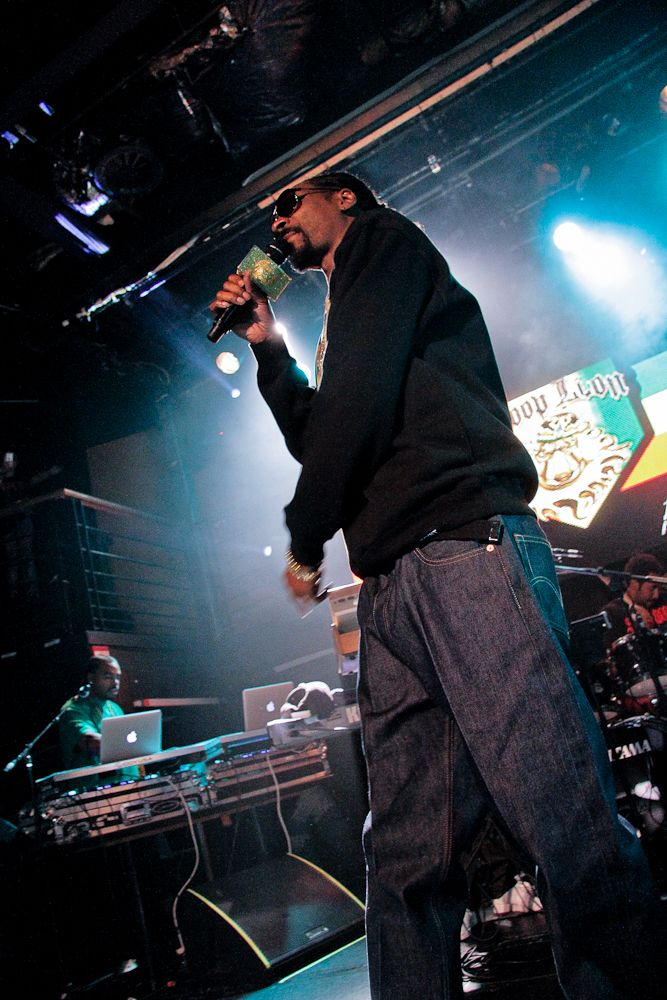 Snoop Dogg in The Academy on 8 June 2014 by Yan Bourke 007