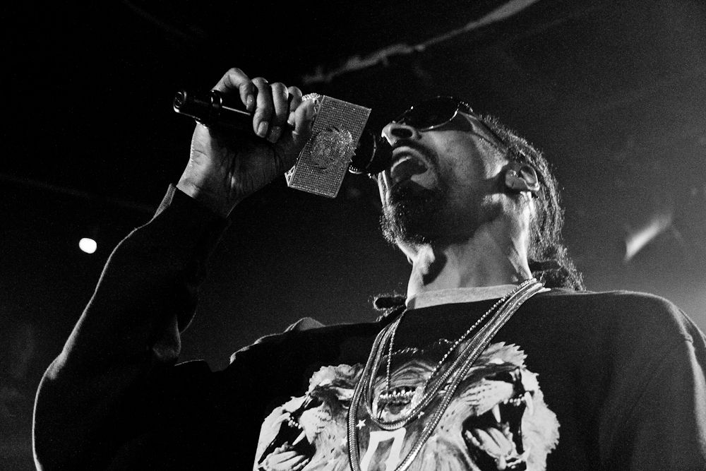 Snoop Dogg in The Academy on 8 June 2014 by Yan Bourke 008