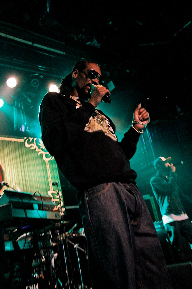 Snoop Dogg in The Academy on 8 June 2014 by Yan Bourke 020