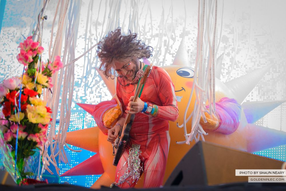The Flaming Lips at Forbidden Fruit, IMMA, Dublin on May 31st 2014 by Shaun Neary-04