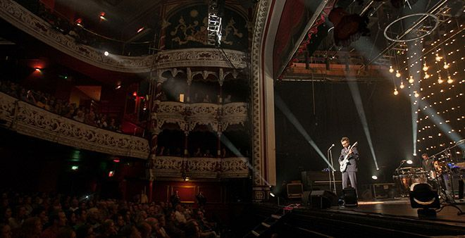 Eels at The Olympia by Kieran Frost