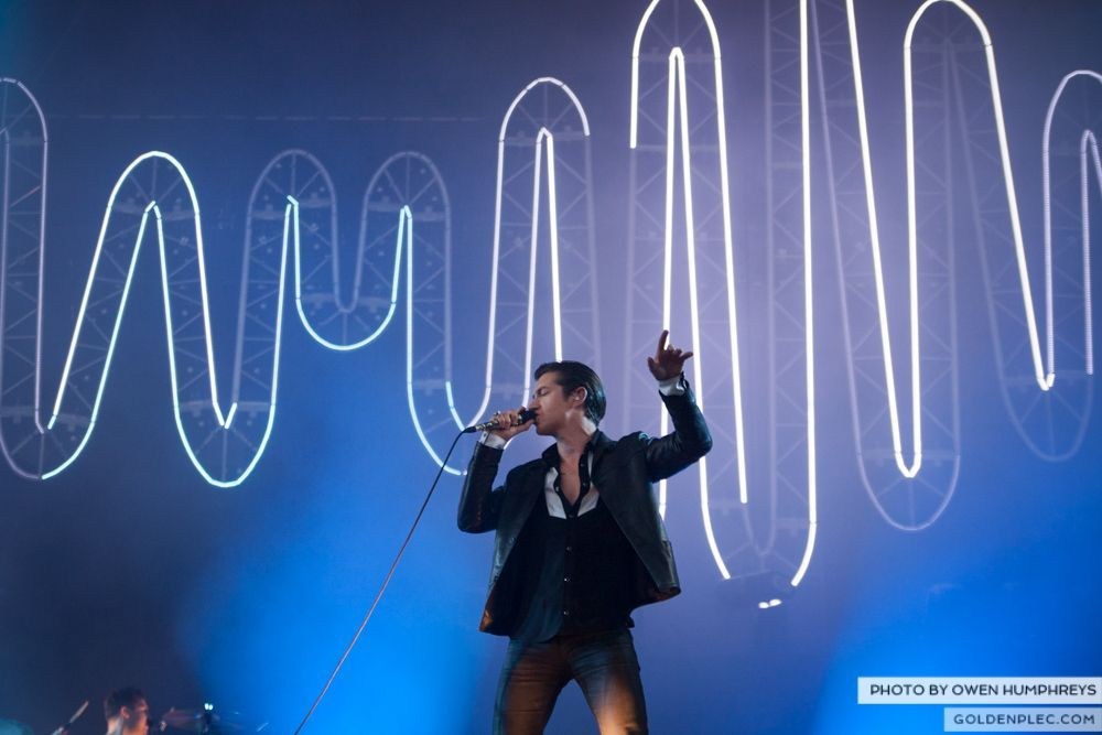 Arctic Monkeys at Marlay Park by Owen Humphreys (1 of 24)