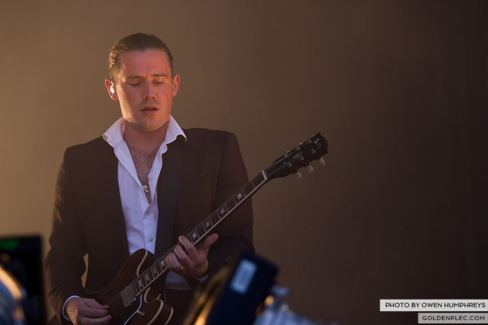 Arctic Monkeys at Marlay Park by Owen Humphreys (13 of 24)