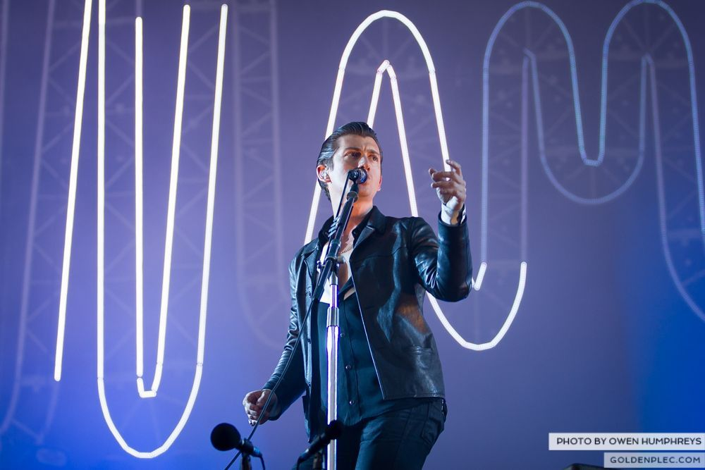 Arctic Monkeys at Marlay Park by Owen Humphreys (18 of 24)