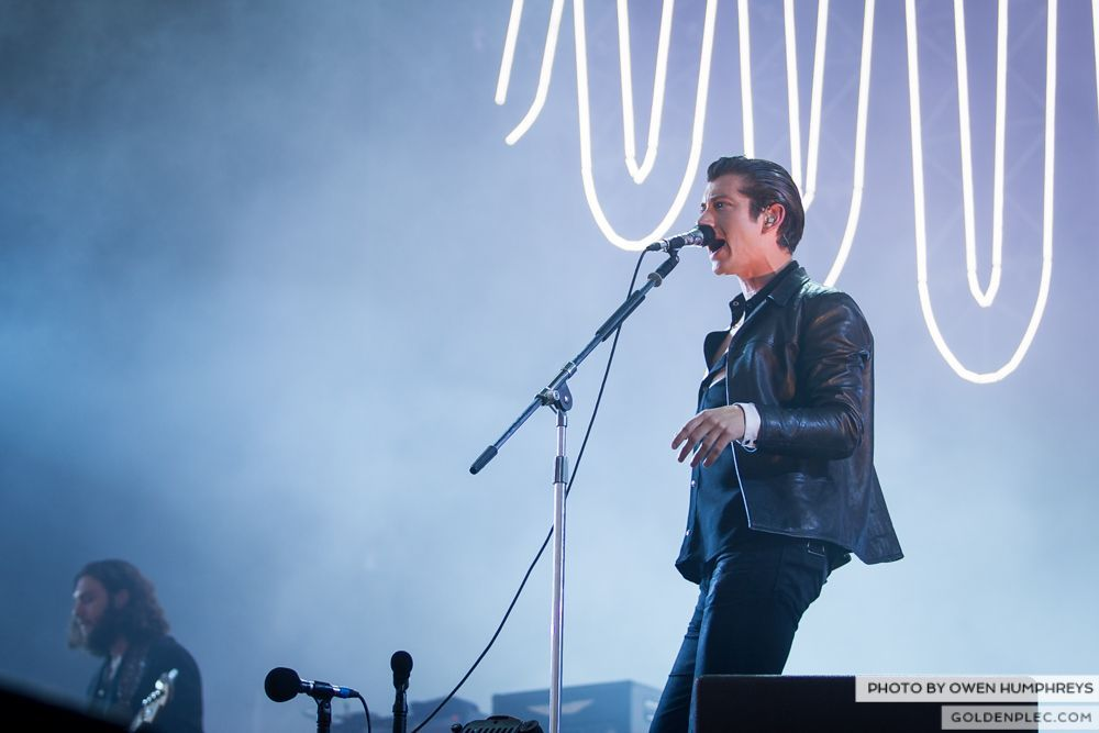 Arctic Monkeys at Marlay Park by Owen Humphreys (19 of 24)