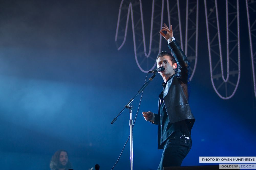 Arctic Monkeys at Marlay Park by Owen Humphreys (22 of 24)