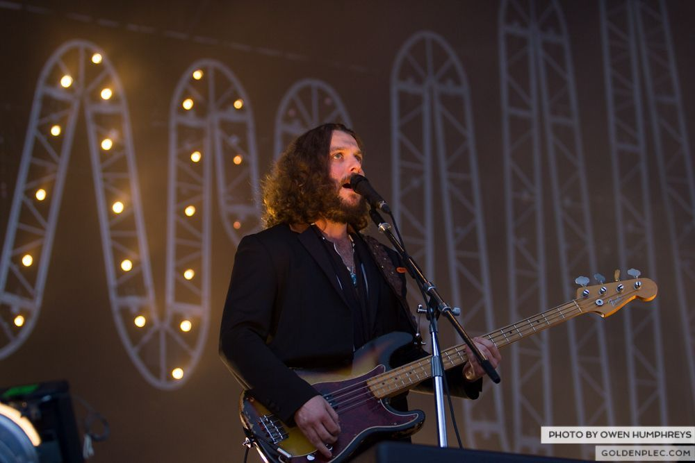 Arctic Monkeys at Marlay Park by Owen Humphreys (23 of 24)