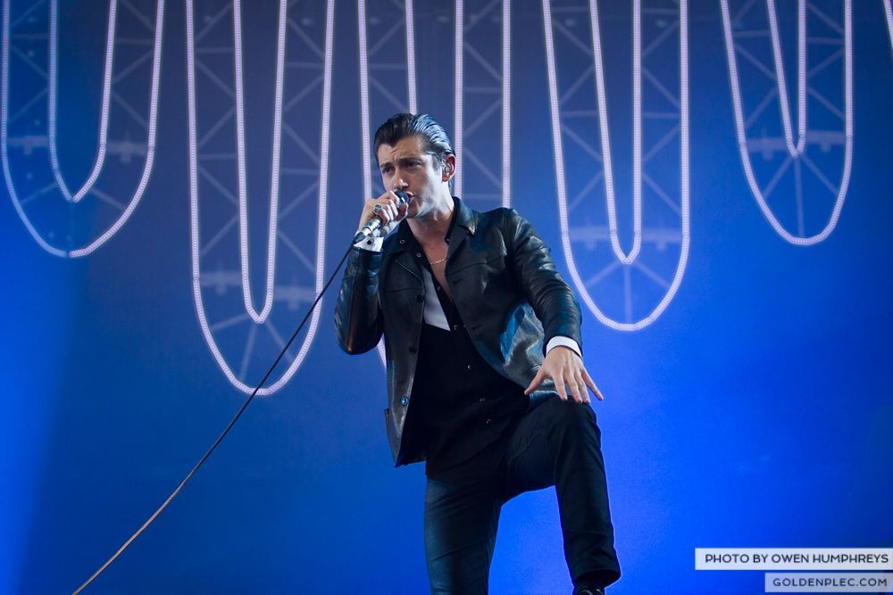 Arctic Monkeys at Marlay Park by Owen Humphreys (4 of 24)