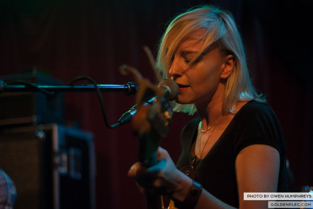 Cathy Davey at the Roisin Dubh – Galway Arts Festival by Owen Humphreys (6 of 8)