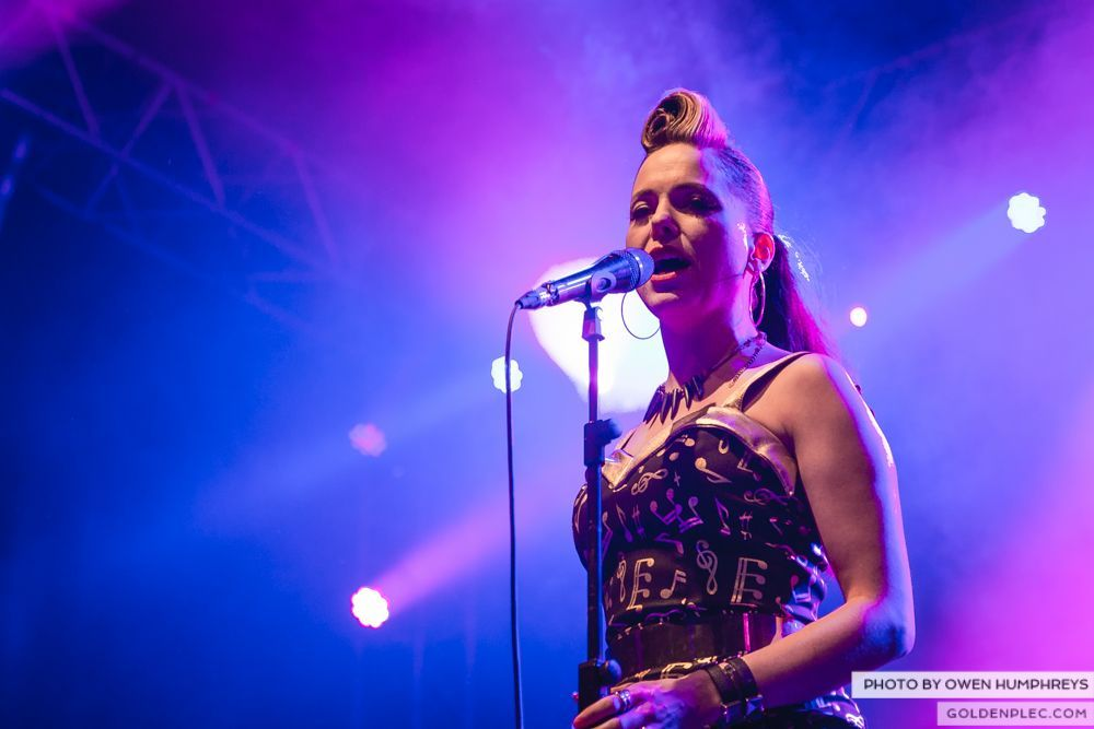 Imelda May at The Big Top – Galway Arts Festival (2 of 20)