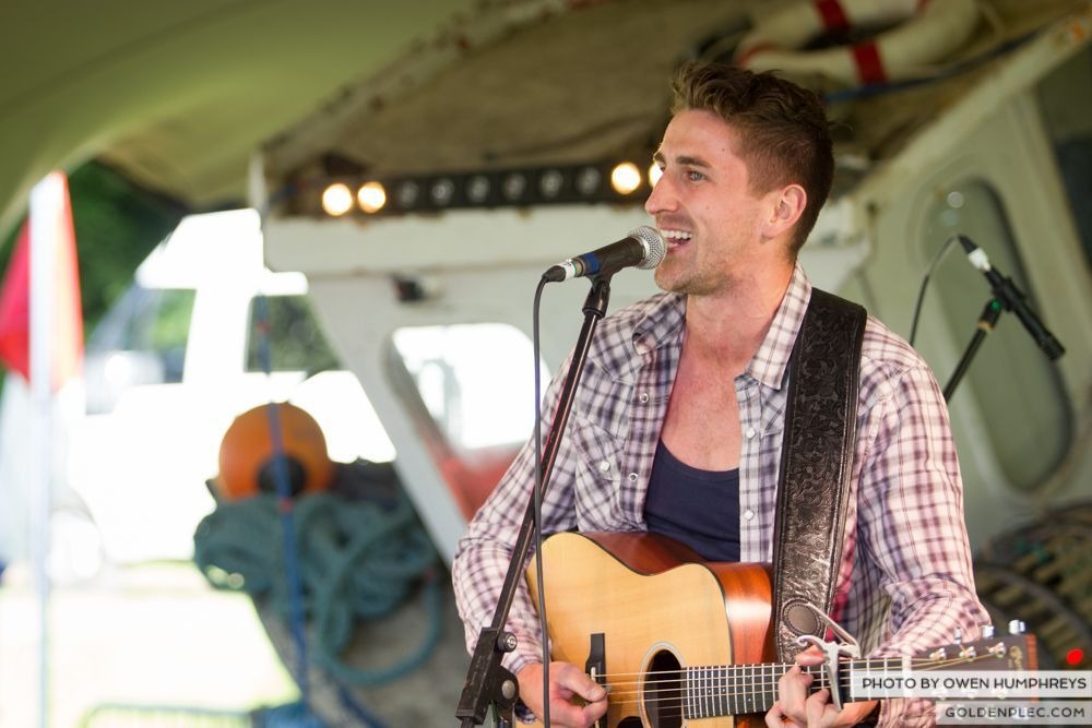 Jamie Duff at Groove Festival 2014 (4 of 4)