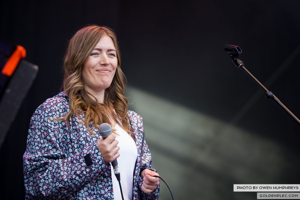 Paul Heaton and Jacqui Abbott at Groove Festival 2014 (5 of 8)